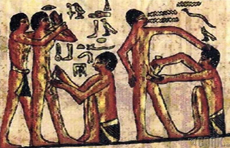 Бэлгэвчийг эртний ацтекүүд бүтээсэн