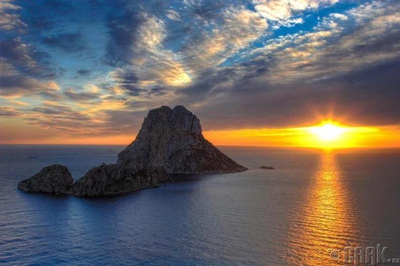 """""""Es Vedra""""-ийн арал, Испани"""
