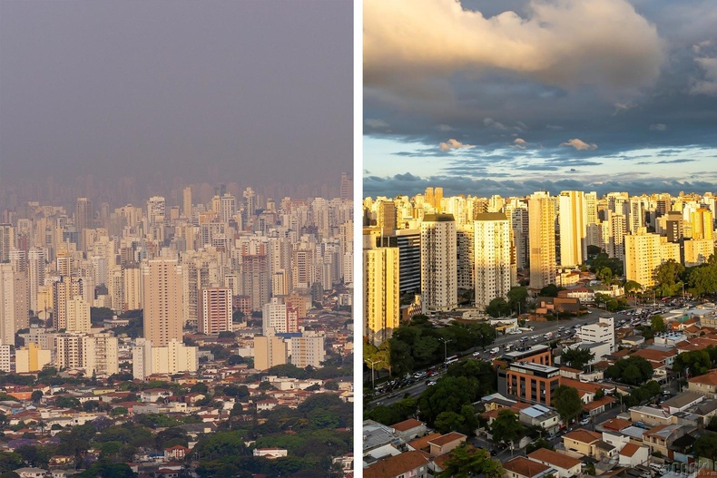 Сау Пауло, Бразил