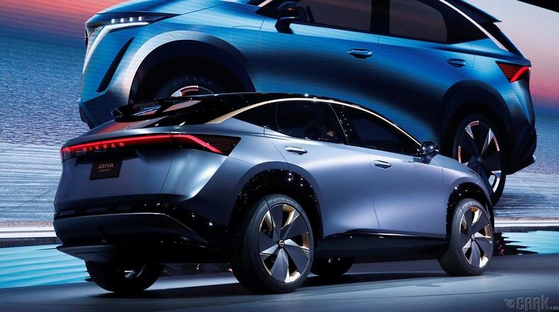 """""""Nissan Ariya"""" цахилгаан хөдөлгүүрт жийп"""