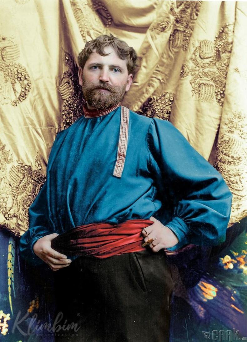 Чехийн уран зураач Альфонс Муха (Alphonse Mucha) - 1895 он