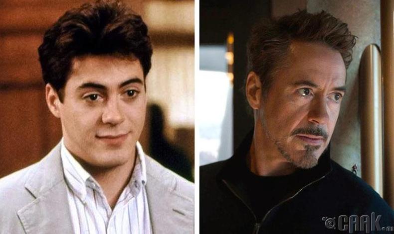 Жүжигчин Роберт Дауни (Robert Downey Jr) - 54  настай