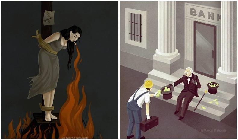 """Өнөөгийн нийгмийн """"гашуун үнэн"""""""