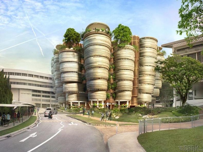 Наньяны технологийн их сургууль (Nanyang Technological University,), 82.9