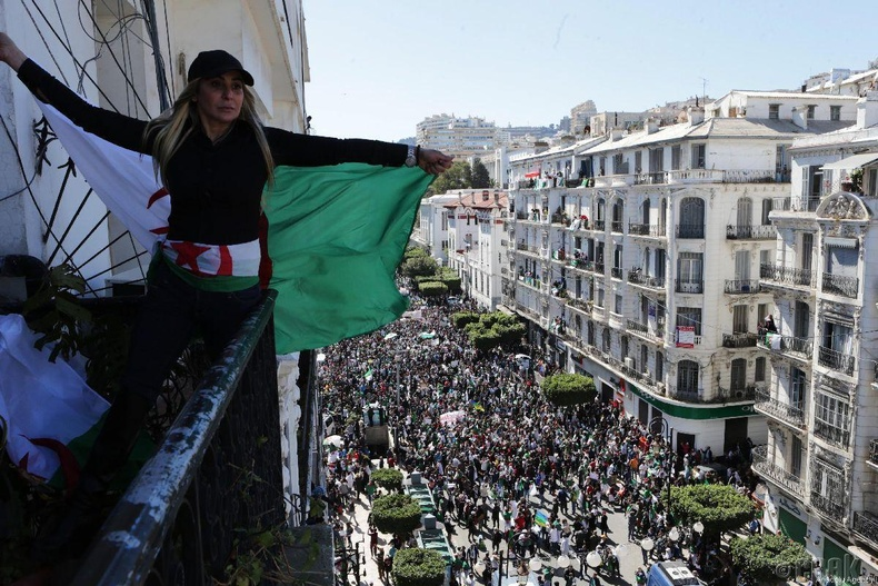 """Алжир - """"Аль-жазаир"""""""
