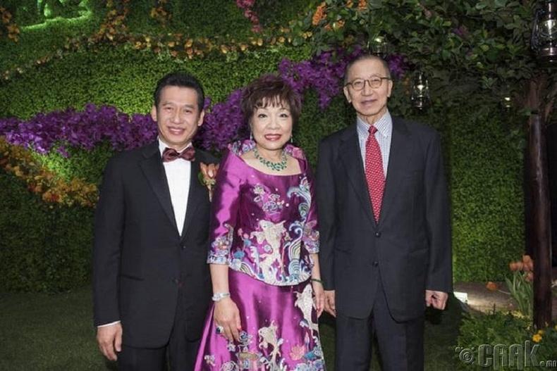 """""""Kingston Financial Group""""-ийн эзэн хатагтай Поллиана Чү (10.2 тэрбум ам.доллар)"""