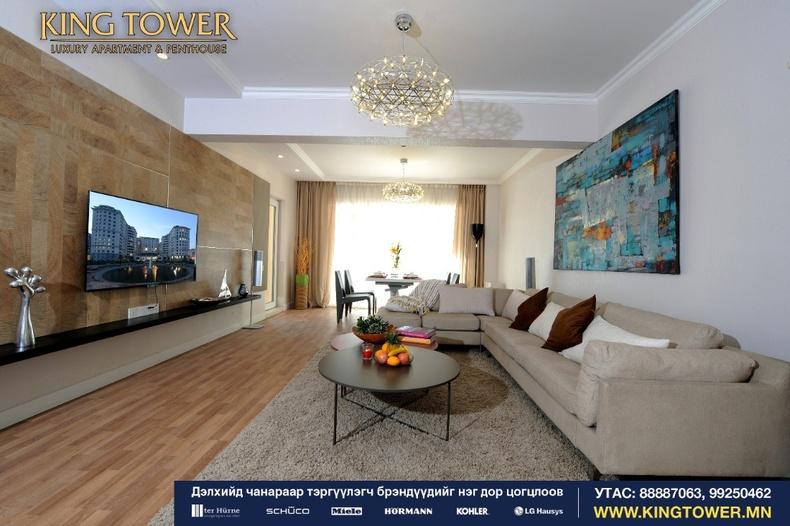 """""""King Tower"""": Дэлхийн брэнд таны гэрт"""