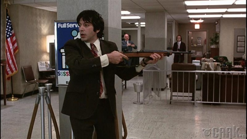 Dog Day Afternoon, 1975