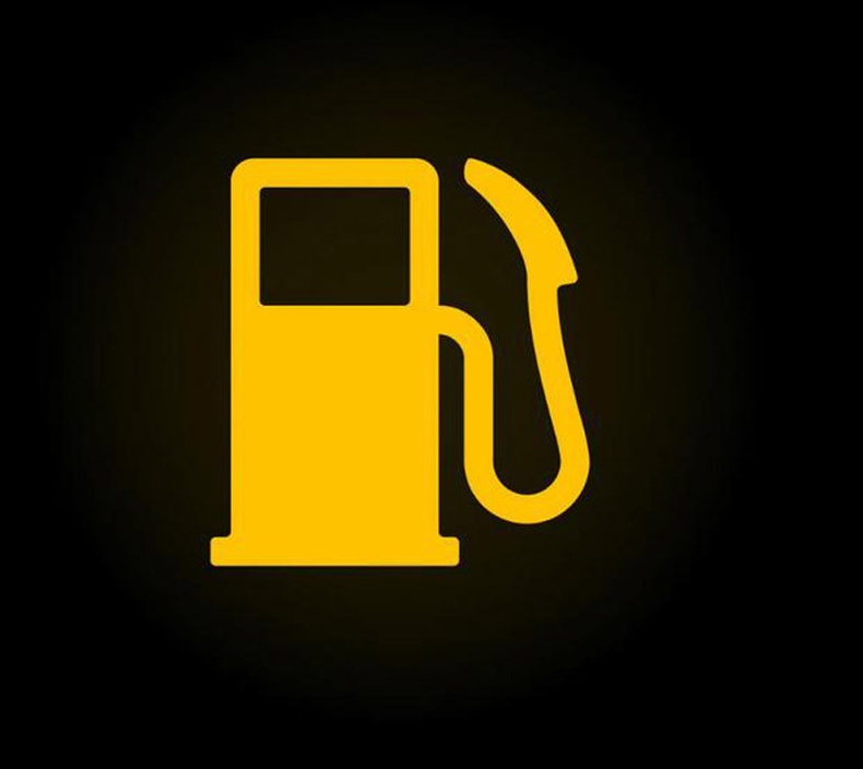 ниво на бензина