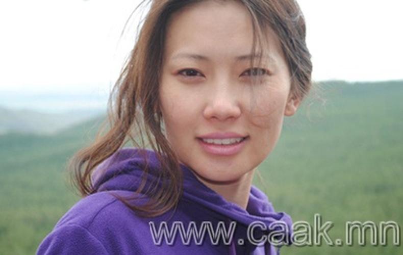 Монголын vзэсгэлэнт охид (75 фото) №103
