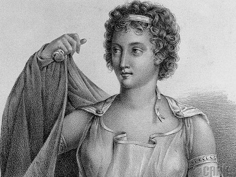 Агнодика:  Грекийн хамгийн анхны эмч эмэгтэй