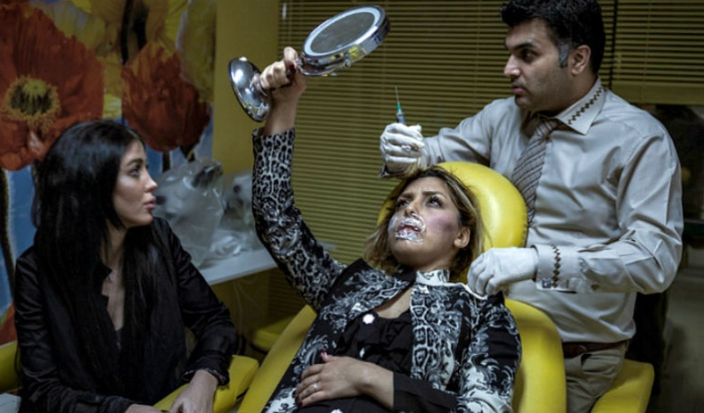 Иран бүсгүйчүүдийн нэг өдрийн амьдрал