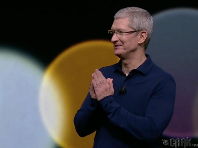 """""""iPhone 7""""-гийн """"S"""" загвар байх болно"""