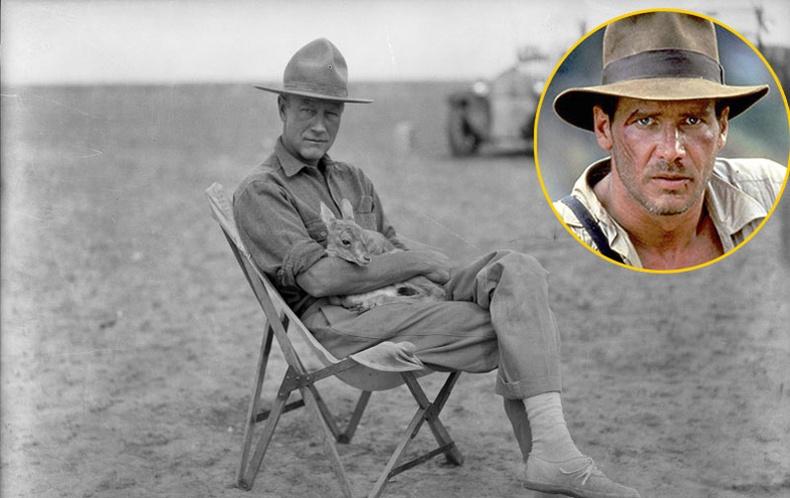Индиана Жонсын санааг өгсөн агуу аялагч Рой Чэпмен Эндрюсийн амьдралын түүх