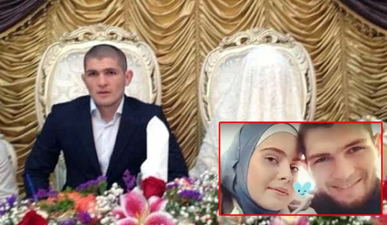 Алдарт тулаанч Хабиб Нурмагомедовын нууцлаг эхнэр хэн бэ?