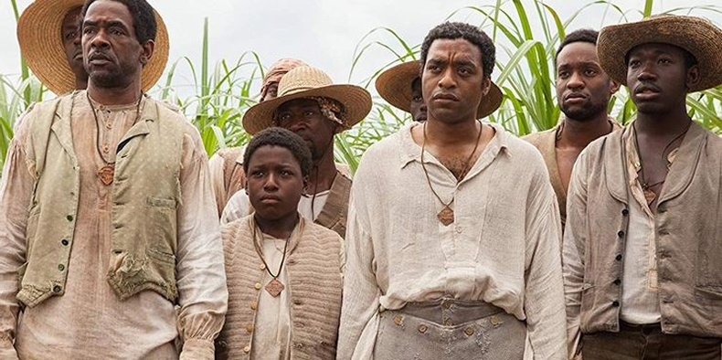 """""""12 Years A Slave"""" (2013)"""