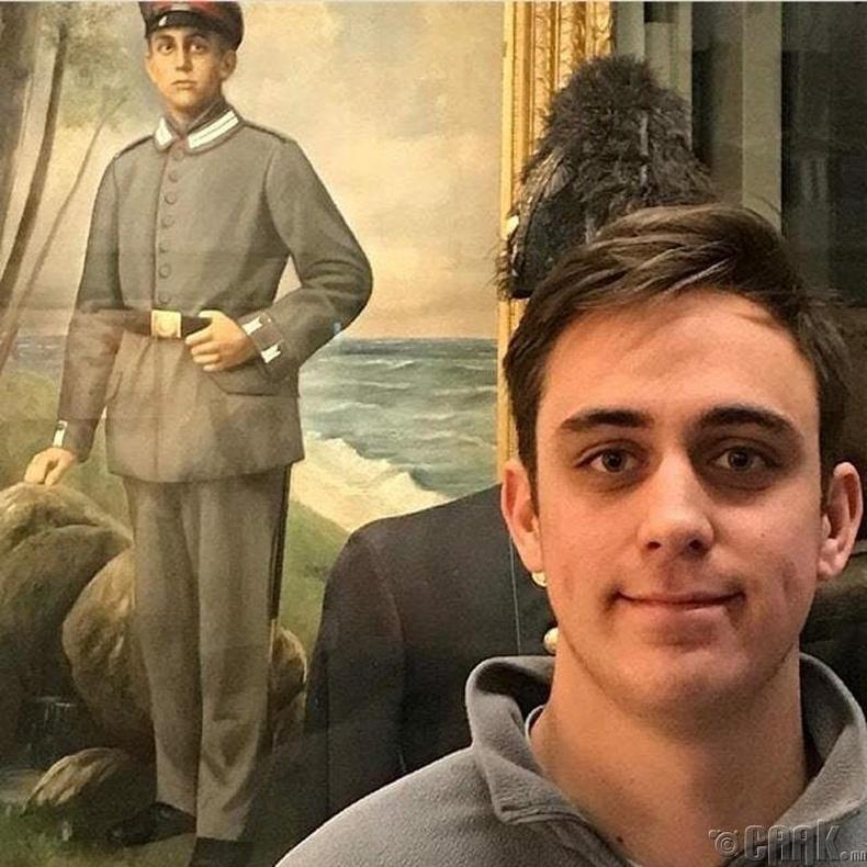 1-р дайны музейд