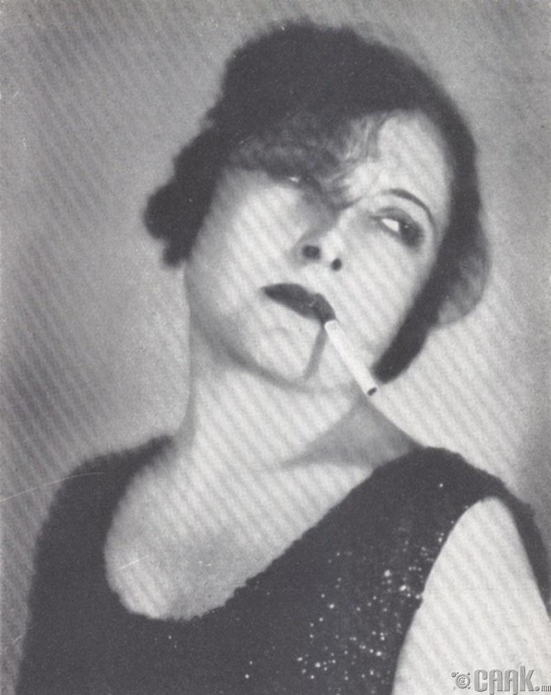 Хамгийн анхны од Франческа Бертини