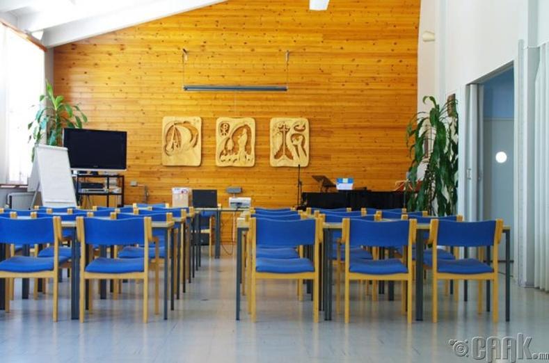 Финлянд бол амар сургуультай орон
