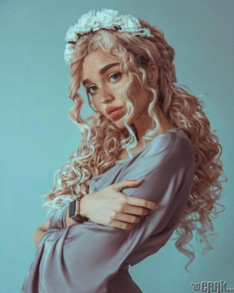 Зениа Рэйн /Xenia Rein/