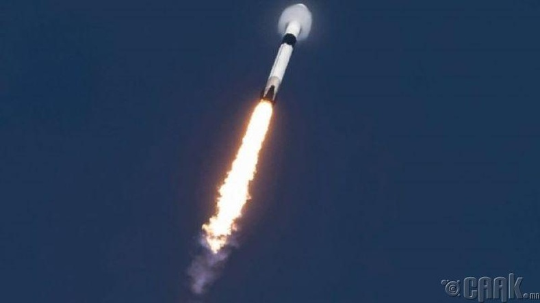 """SpaceX"" юу хөөргөсөн бэ?"