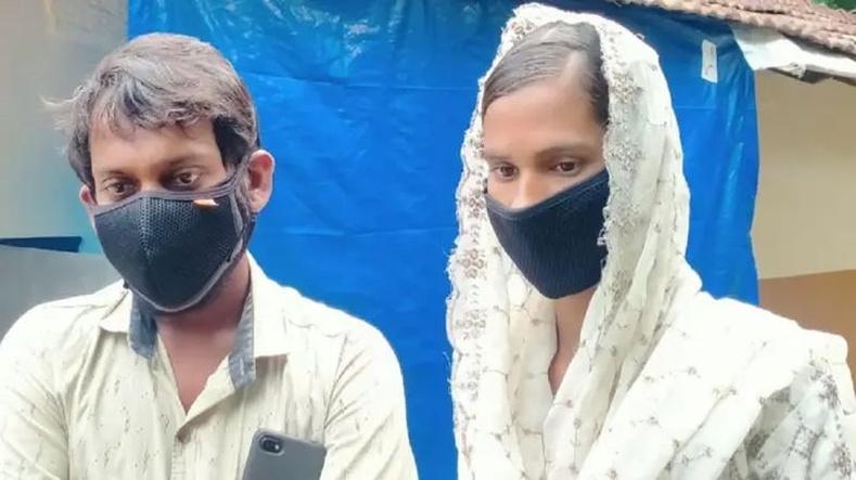 Алга болсон Энэтхэг охин 11 жилийн турш гэрийнхээ хажууд амьдарч байсныг илрүүлжээ