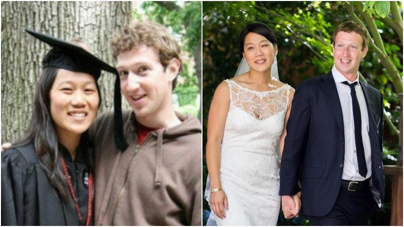 Анхны хайртайгаа гэрлэсэн 10 алдартан