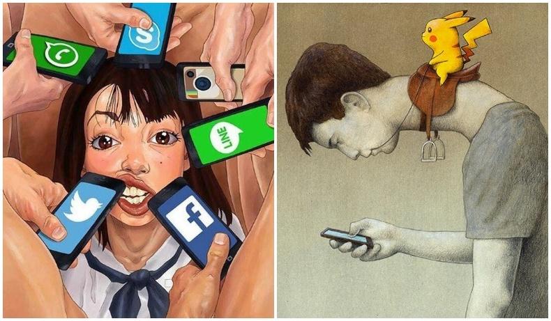 Фэйсбүүк биднийг ийм болгосон