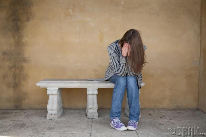 Стресстэж, сэтгэл санаагаар унасан эсвэл хүчирхийлэлд өртөх