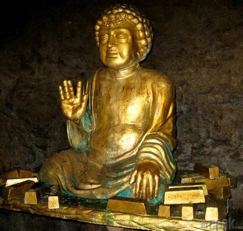 «Малайн барс» хэмээх эрдэнэсийн сан