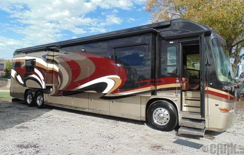 Entegra Coach Cornerstone 45DLQ