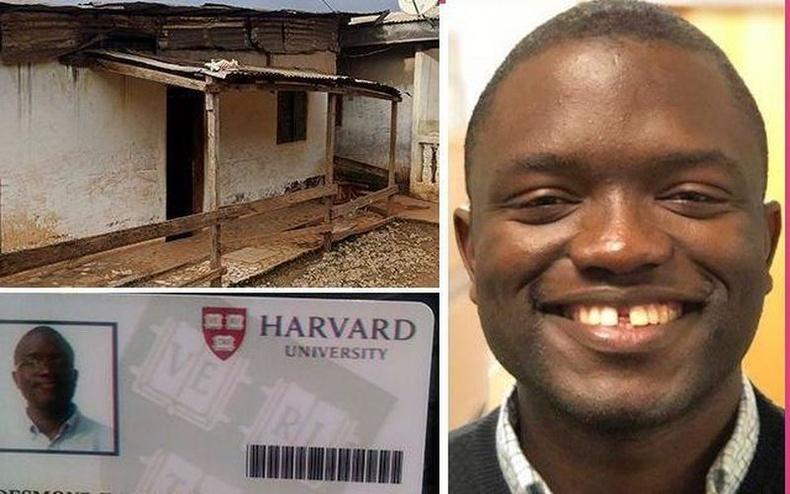 """""""Африкийн ядуусын хорооллоос Харвардын ширээ рүү..."""" - Камерун залуугийн бахархам түүх"""