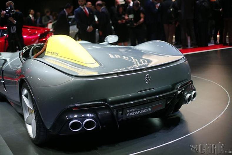 Ferrari Monza SP1. Үнэ: 1.6 сая ам.доллар