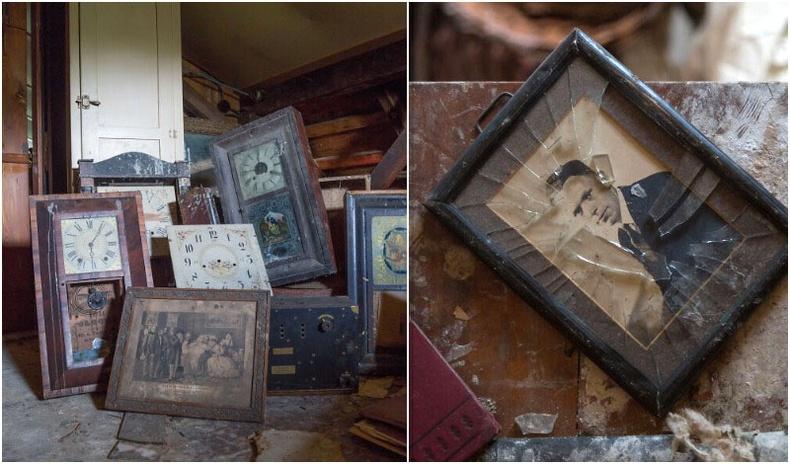 19-р зуунд амьдарч байсан хүний хаягдсан байшинг илрүүлж, орж үзтэл... (20+ фото)