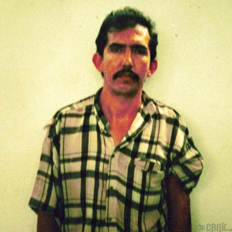 Луис Гаравито (Luis Garavito)