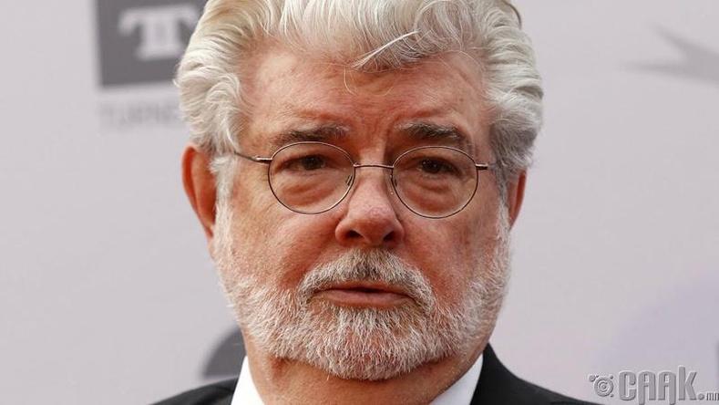 Жорж Лукас (George Lucas) - 5.4 тэрбум ам.доллар