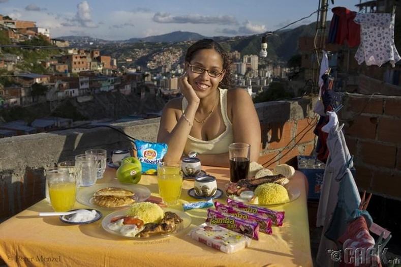 Катерина, Венесуэл - 4000 ккал