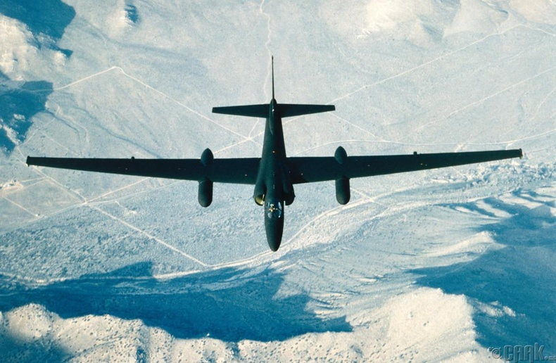 """""""U-2"""" тагнуулын онгоц (АНУ)"""