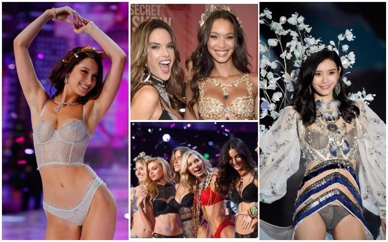 """""""Victoria's Secret 2017"""" загварын шоу Шанхай хотод амжилттай болж өнгөрлөө"""
