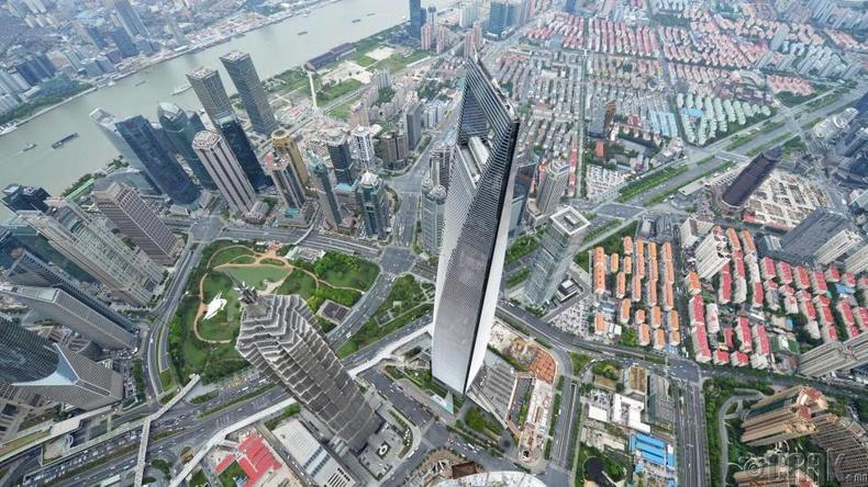 Шанхай хотын дэлхийн худалдааны төв