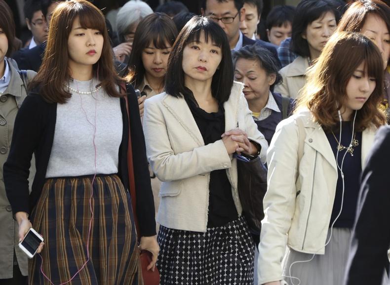 Япон бүсгүйчүүд яагаад таргалдаггүй вэ?
