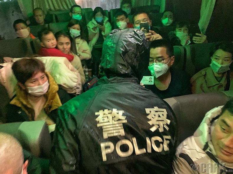 Хонг Конгийн томуу - 1 сая гаруй хүн үхсэн