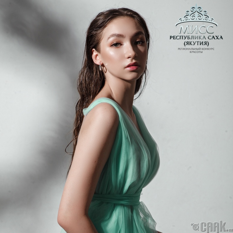 Пащенко Екатерина (нас 17, өндөр 171 см)