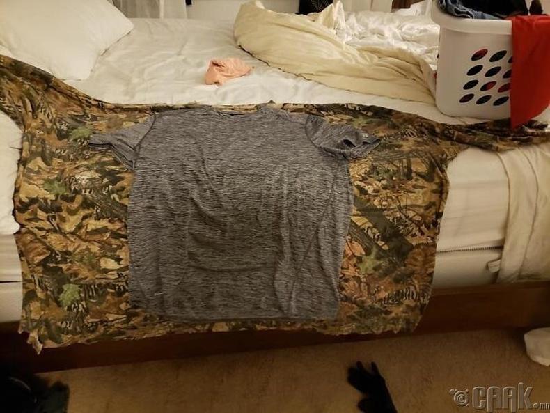 100 кг жин хассан хүний хувцас