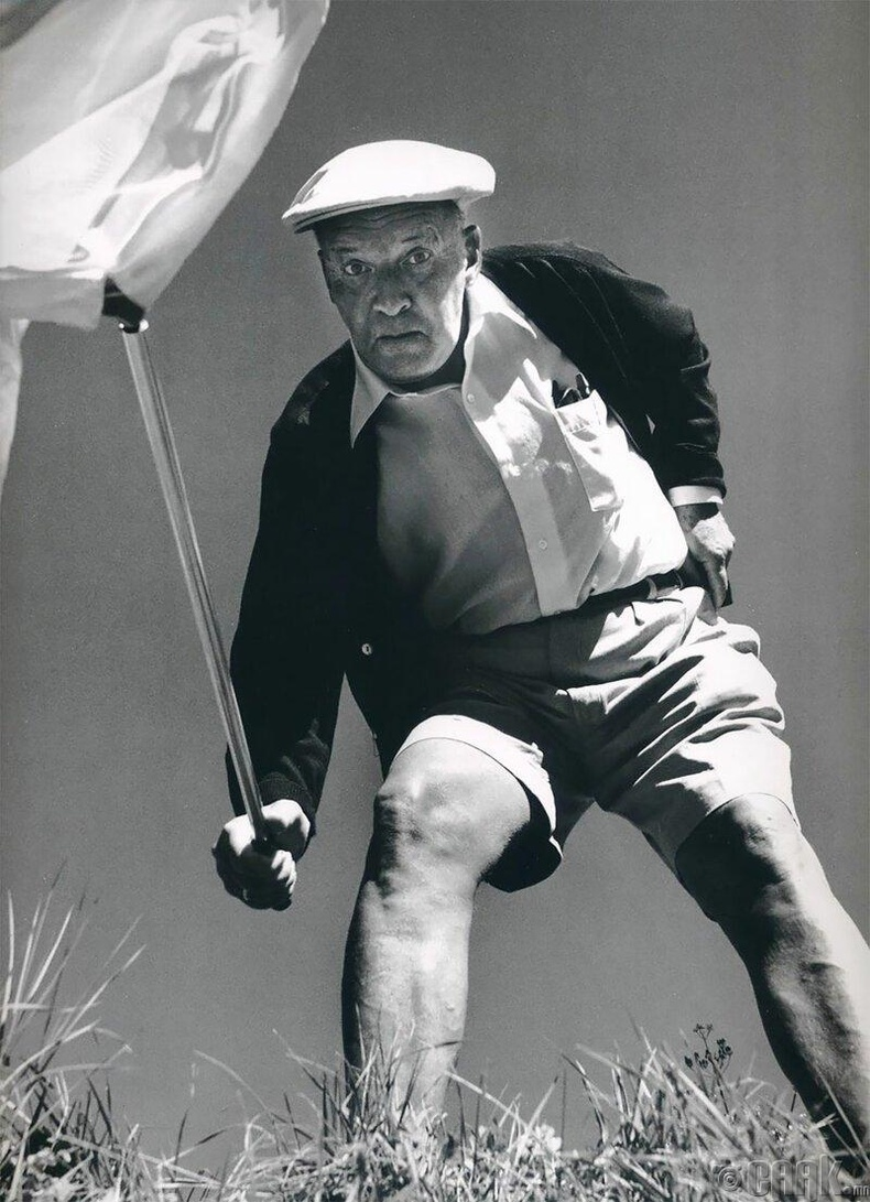 Яруу найрагч, зохиолч Владимир Набоков, 1966 он
