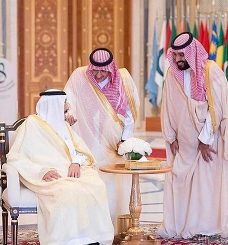 Саудис /Saudis/