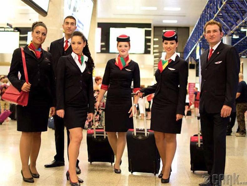 """Air Malta"", Мальт"