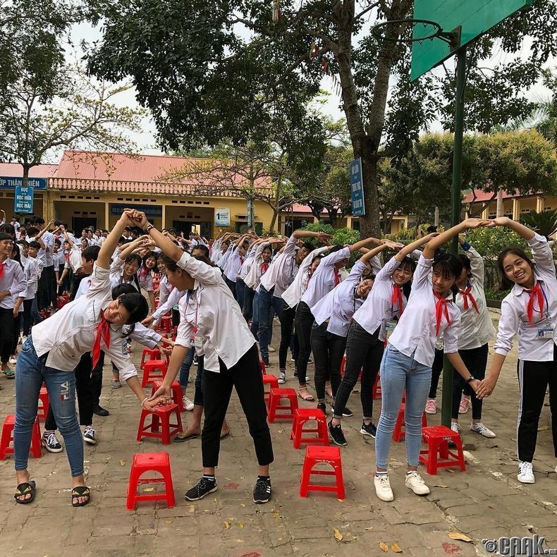 Вьетнам: Өндөр ёс зүйтэй сургалт