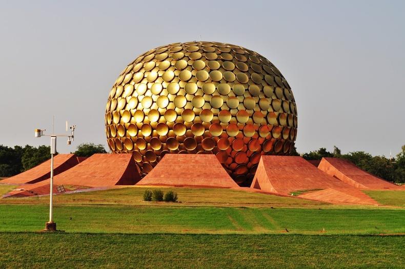 Алтан бөмбөг, Энэтхэг