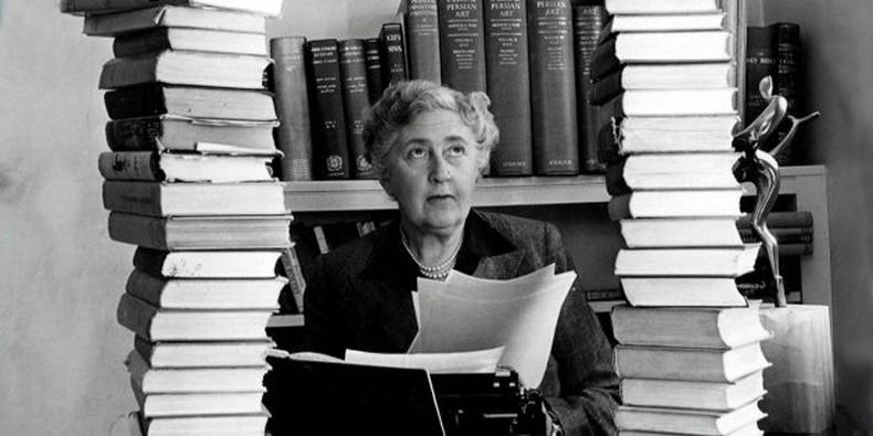 Агата Кристи (Agatha Christie), зохиолч